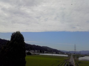 地震雲種類 特徴